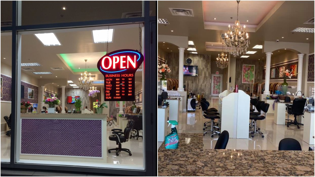 Another Ontario Nail Salon Has Closed After An Employee Tested Positive For COVID-19