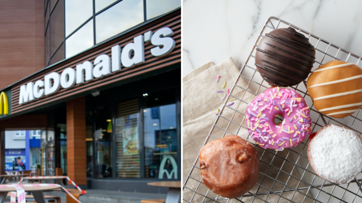 McDonald's lance 5 sortes de beignes au Québec