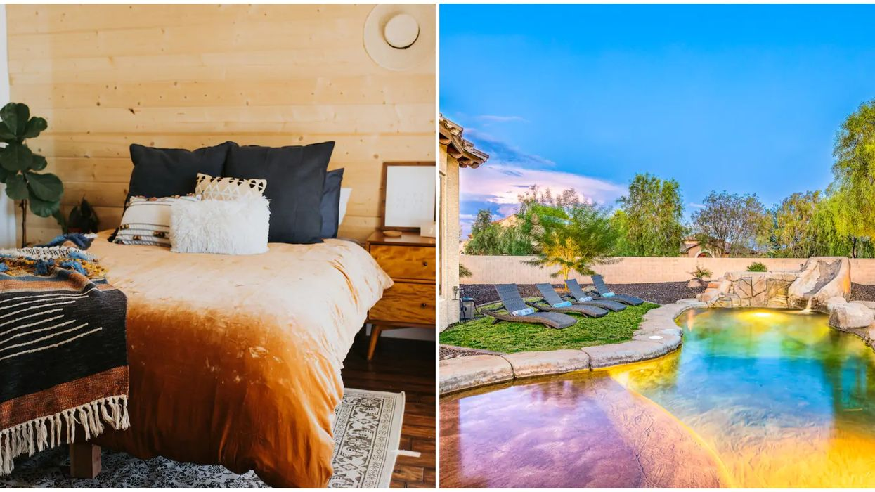 7 Phoenix Airbnbs With Pools That You Can Stay In With Your Friends