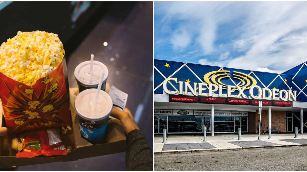 Cineplex Reopening Is Happening In 5 Provinces On Friday & Movie Tickets Are $5