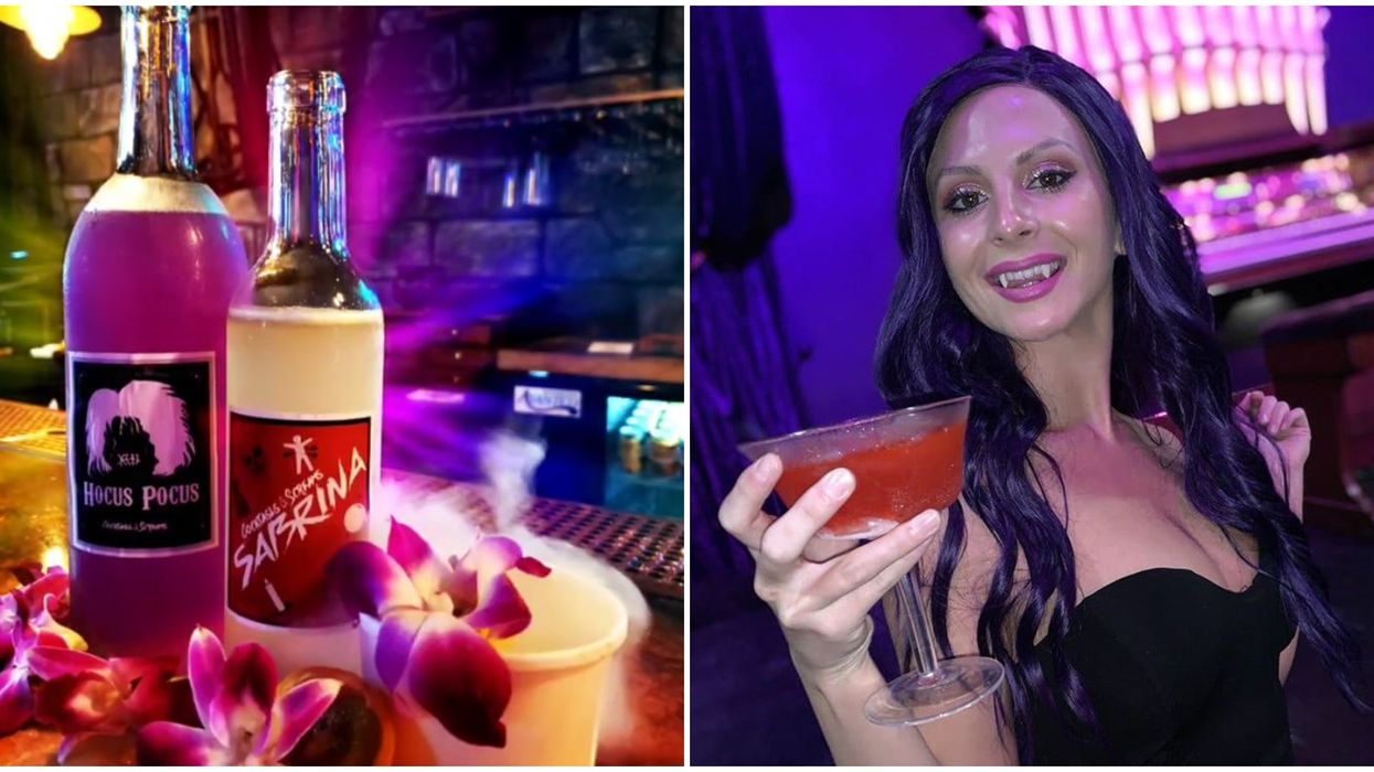 Orlando Halloween Bar Cocktails And Screams Offering Cocktail Kits To Go Again