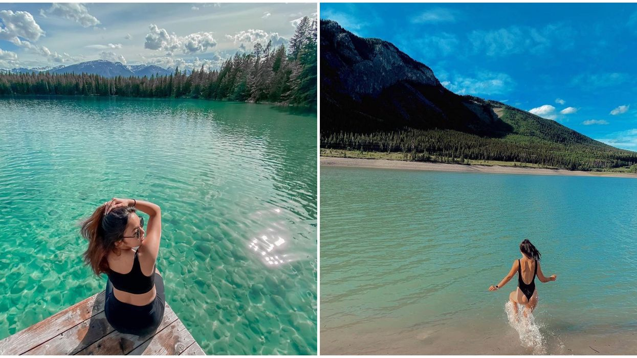 8 Gorgeous Swimming Holes Near Calgary To Soak In The Sun This Summer