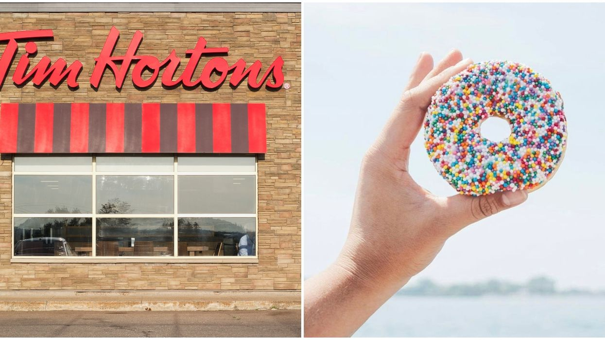 Tim Hortons Canada Day 2020 Deal Lets you Get A Free Donut Today & Tomorrow