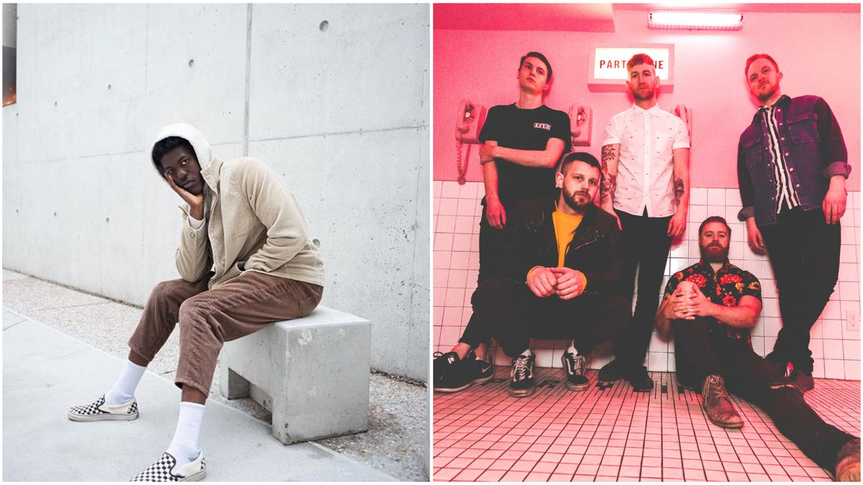 10 Up-And-Coming Canadian Artists That You Need To Know About