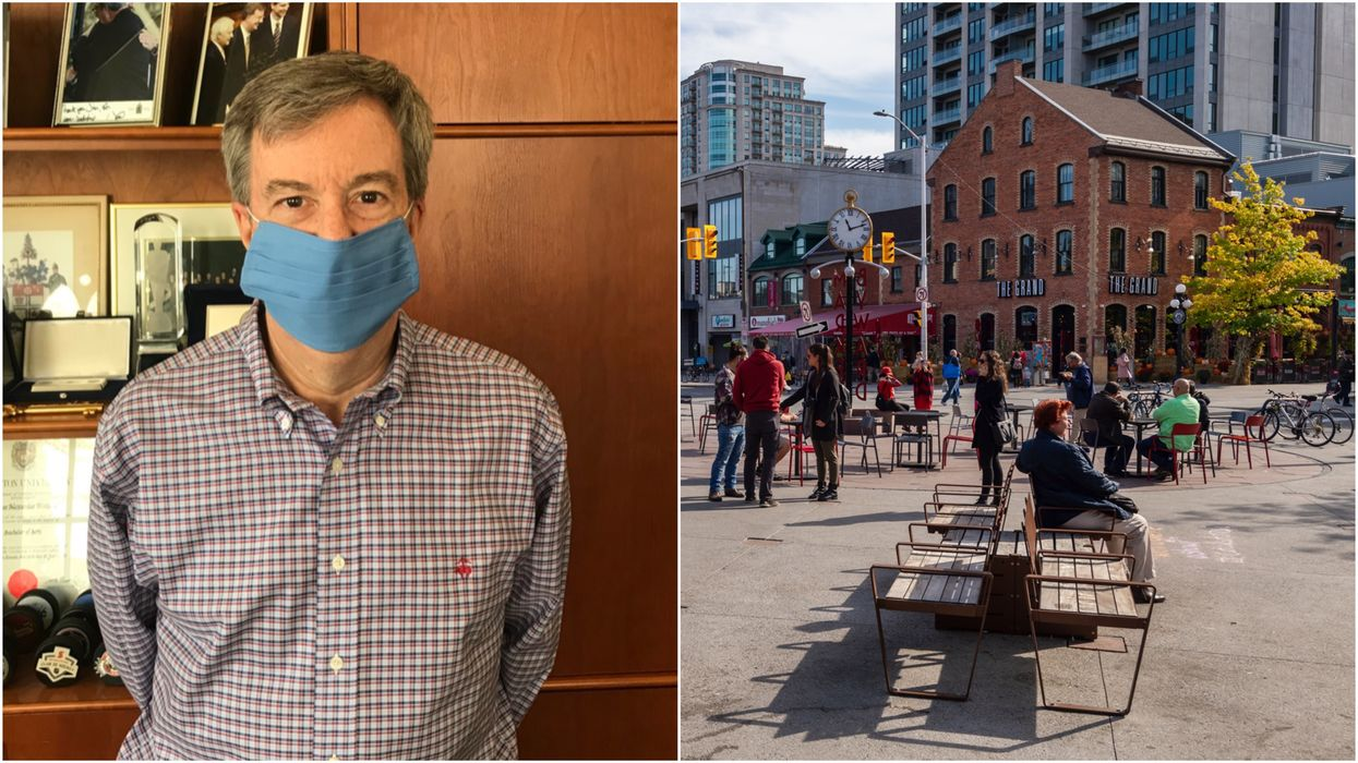 """Making Masks Mandatory In Ottawa Is Being """"Seriously"""" Considered Say City Officials"""
