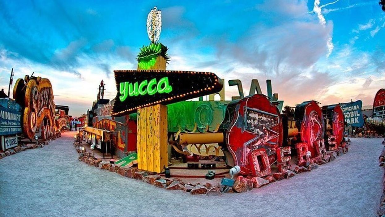 Neon Museum In Las Vegas Has New Hours For Summer