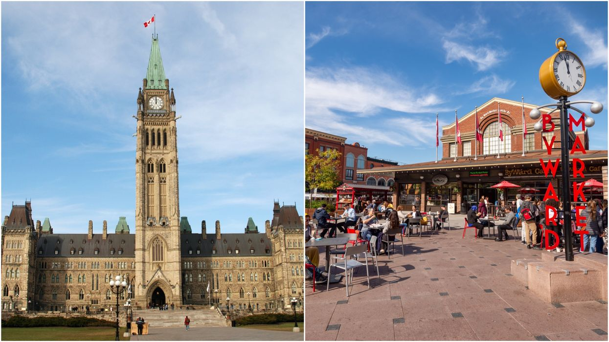 Weather Forecast For Ottawa Includes Rain, Storms & Temperatures Feeling Like 42 C
