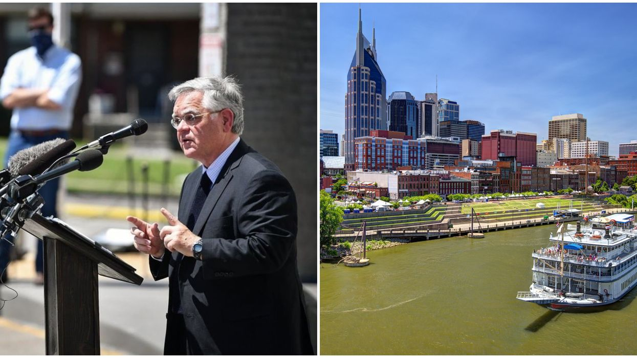 Nashville Mayor John Cooper Announced Return To Phase 2 With Some Changes