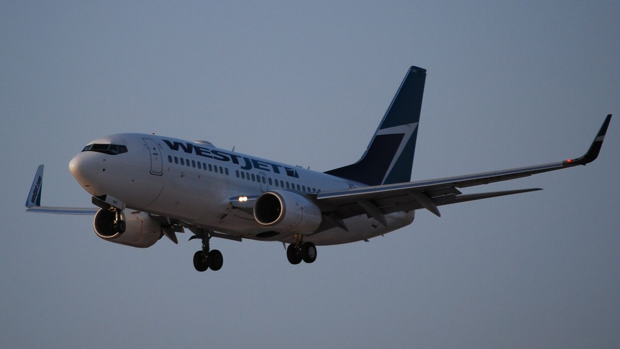 Some WestJet Passengers Are Being Told To Self-Monitor After A Possible COVID-19 Outbreak