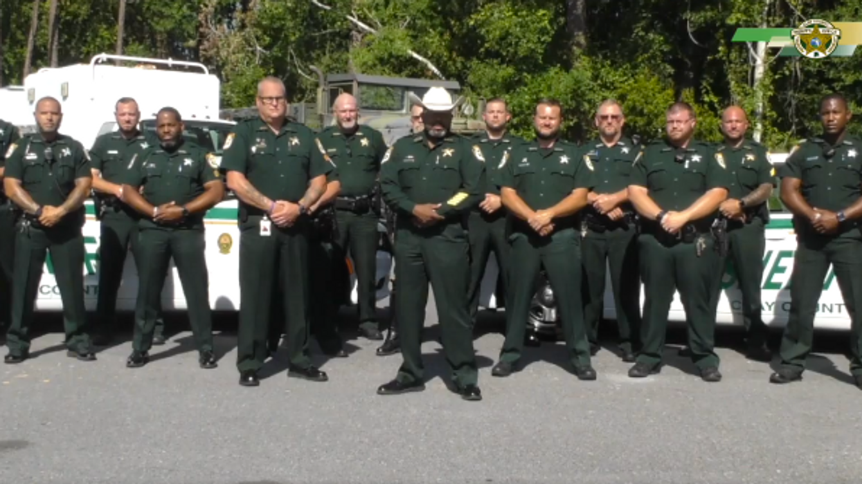 """""""Deputize"""" Gun Owners Comment By Florida Sheriff In Viral Video Faces Backlash"""