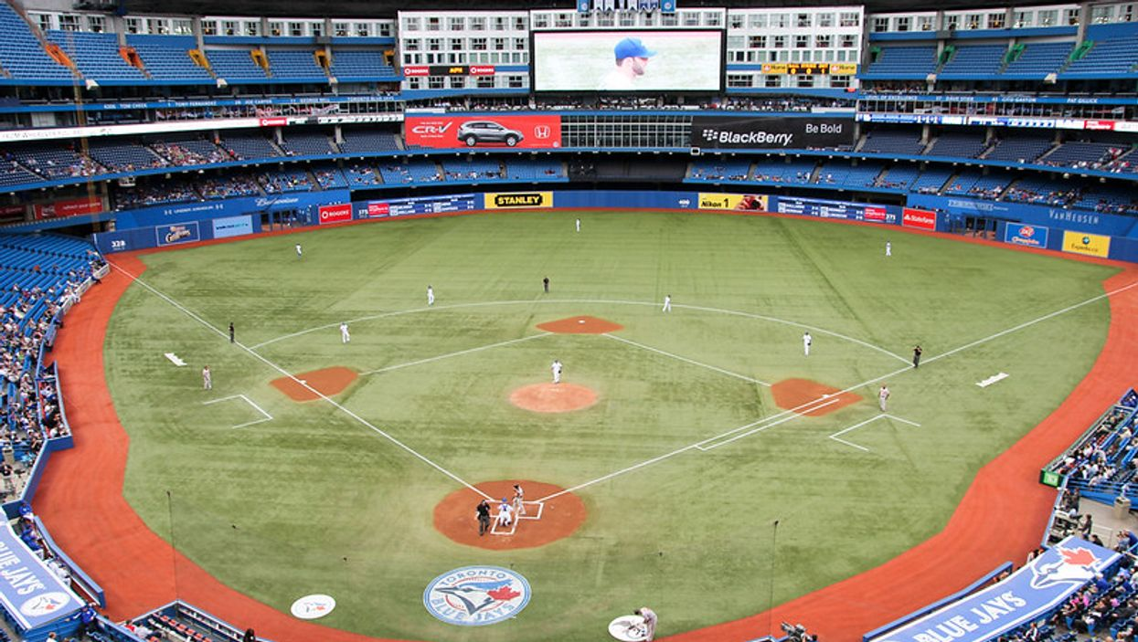 Toronto Blue Jays Training Will Be Held At Rogers Centre After Team Gets Federal Exemption
