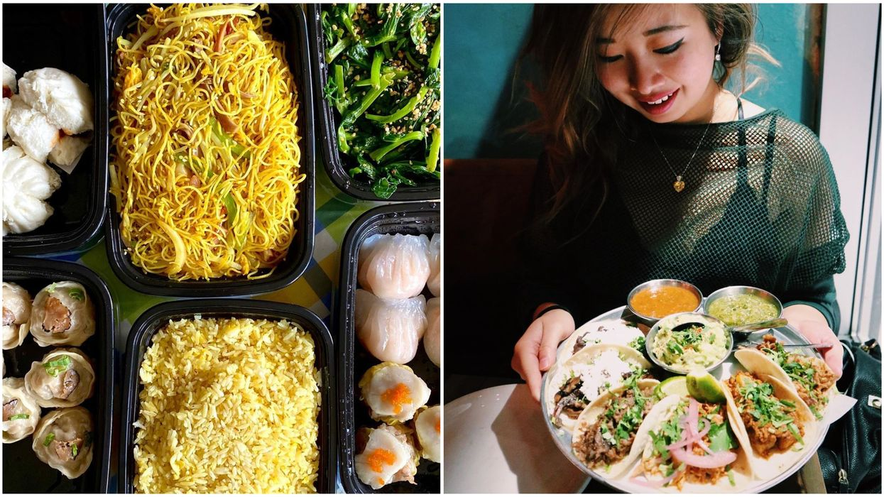 12 Restaurants To Celebrate Canada Takeout's World Day This Week