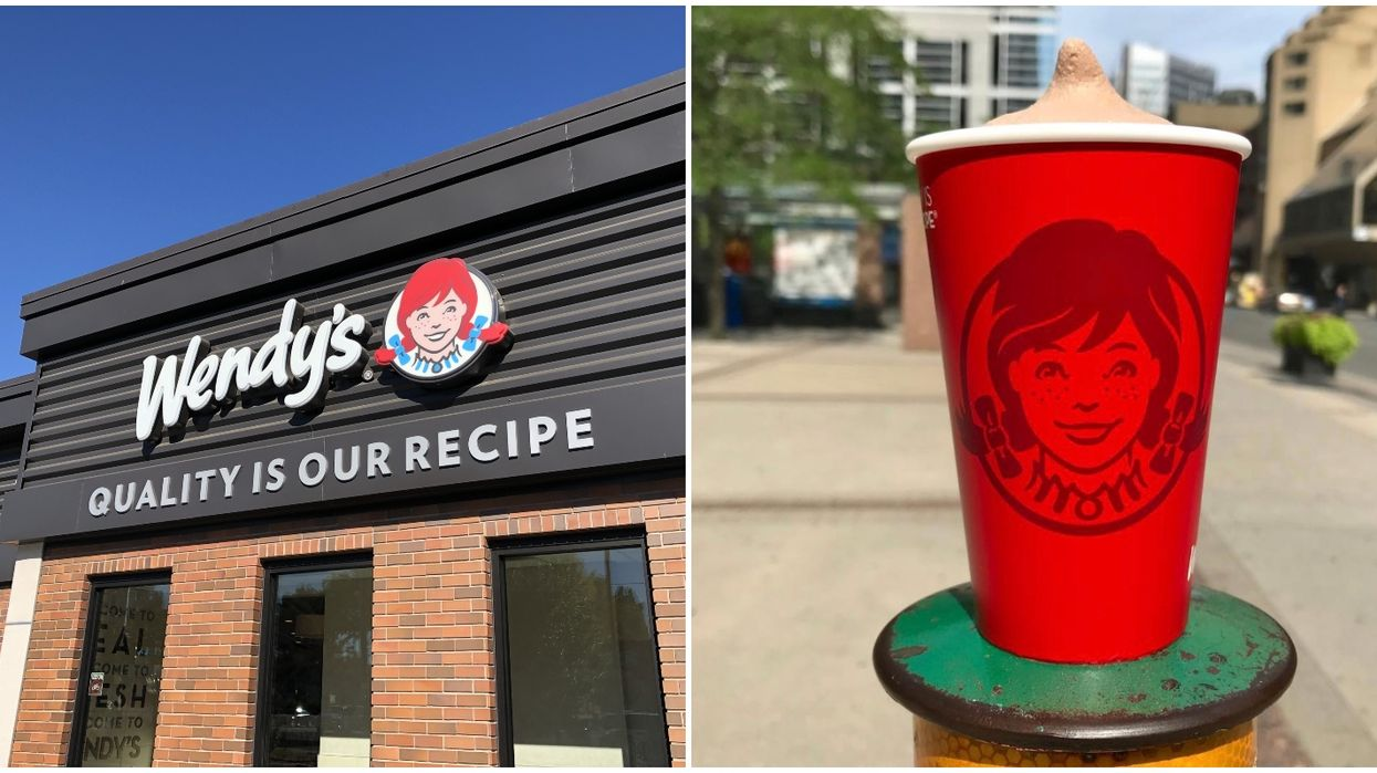The 99 Cent Wendy's Frosty Joins Canada's List Of Cheap Summer Treats