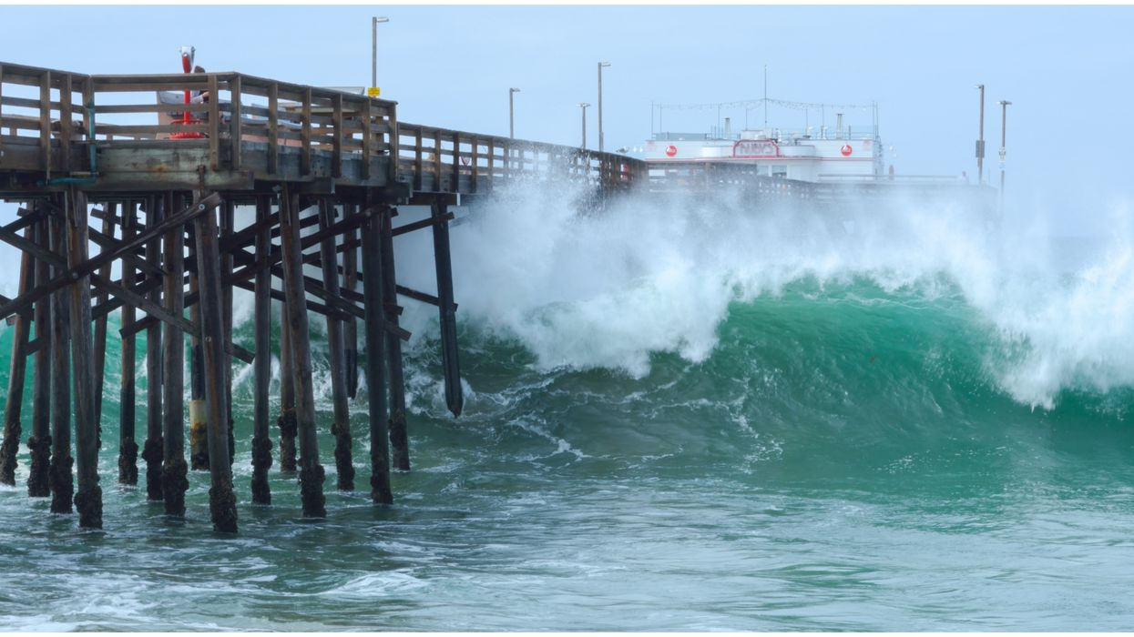 Some California Beaches Will Have Dangerous Currents & Waves This 4th Of July Weekend