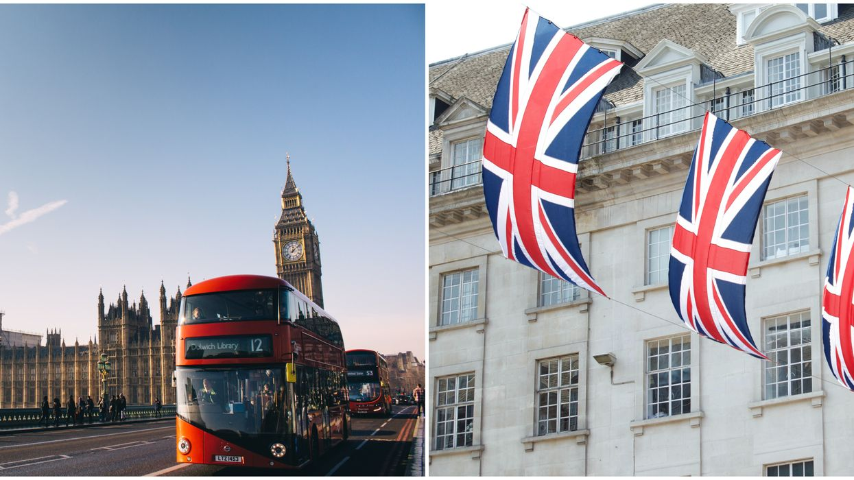 Travel To England From Canada Will Still Include Self-Isolation Because We Didn't Make The List