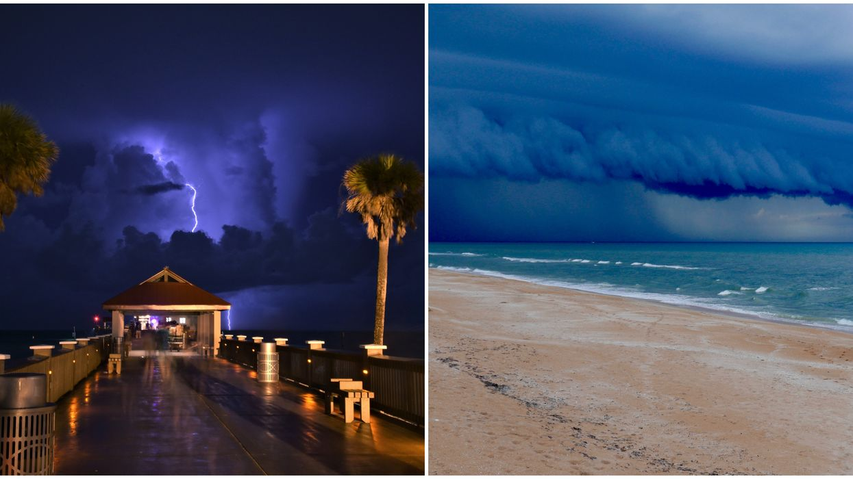 Orlando Central Florida Weather Forecasts Thunderstorms For The Next 15 Days Straight