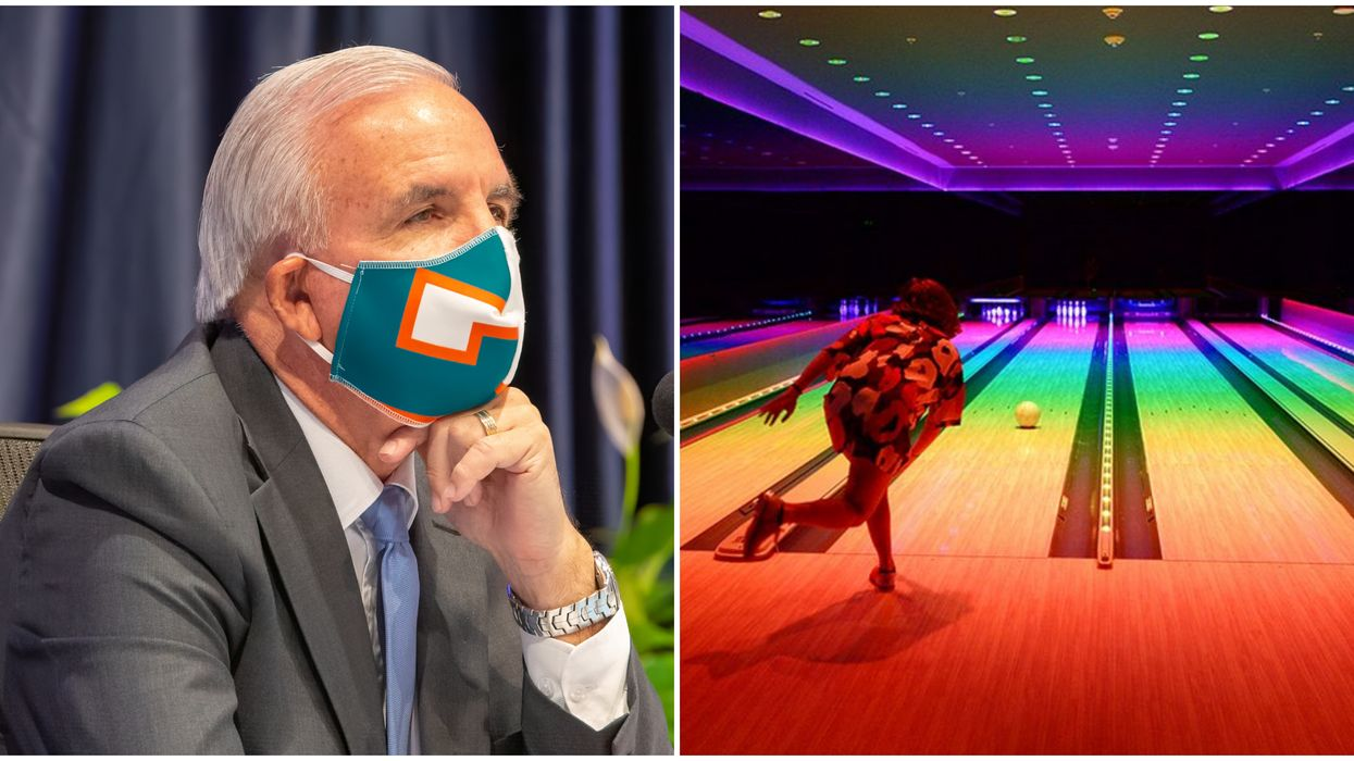 Miami-Dade Entertainment Venues Forced To Close After Mayor's Mandate