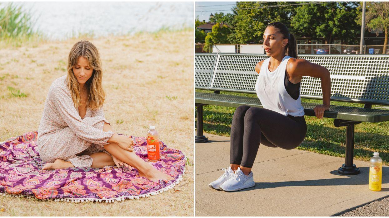 Tu pourrais gagner tes nouveaux essentiels bien-être en prenant 15 minutes pour toi chaque jour