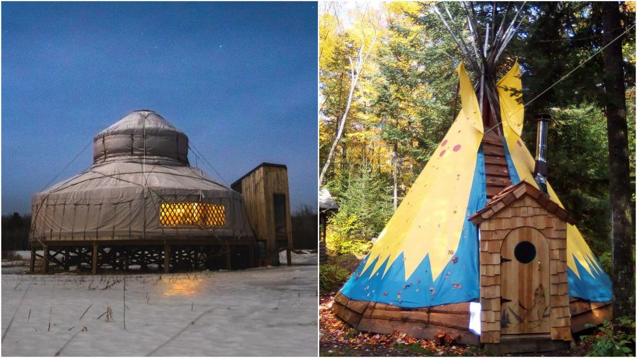11 Unique Airbnb Rentals Near Ottawa That Look Ridiculously Fun (PHOTOS)