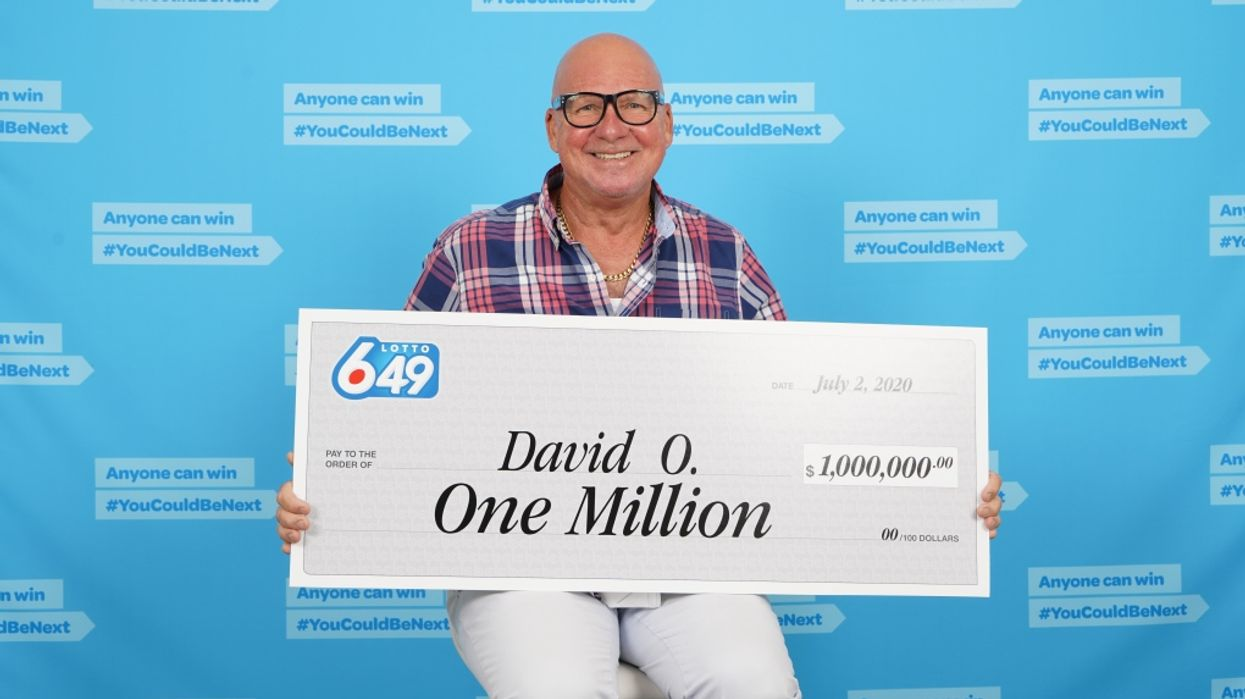 The Latest BC Lotto 6/49 Price Went To A Man Who Already Won Millions 4 Years Ago