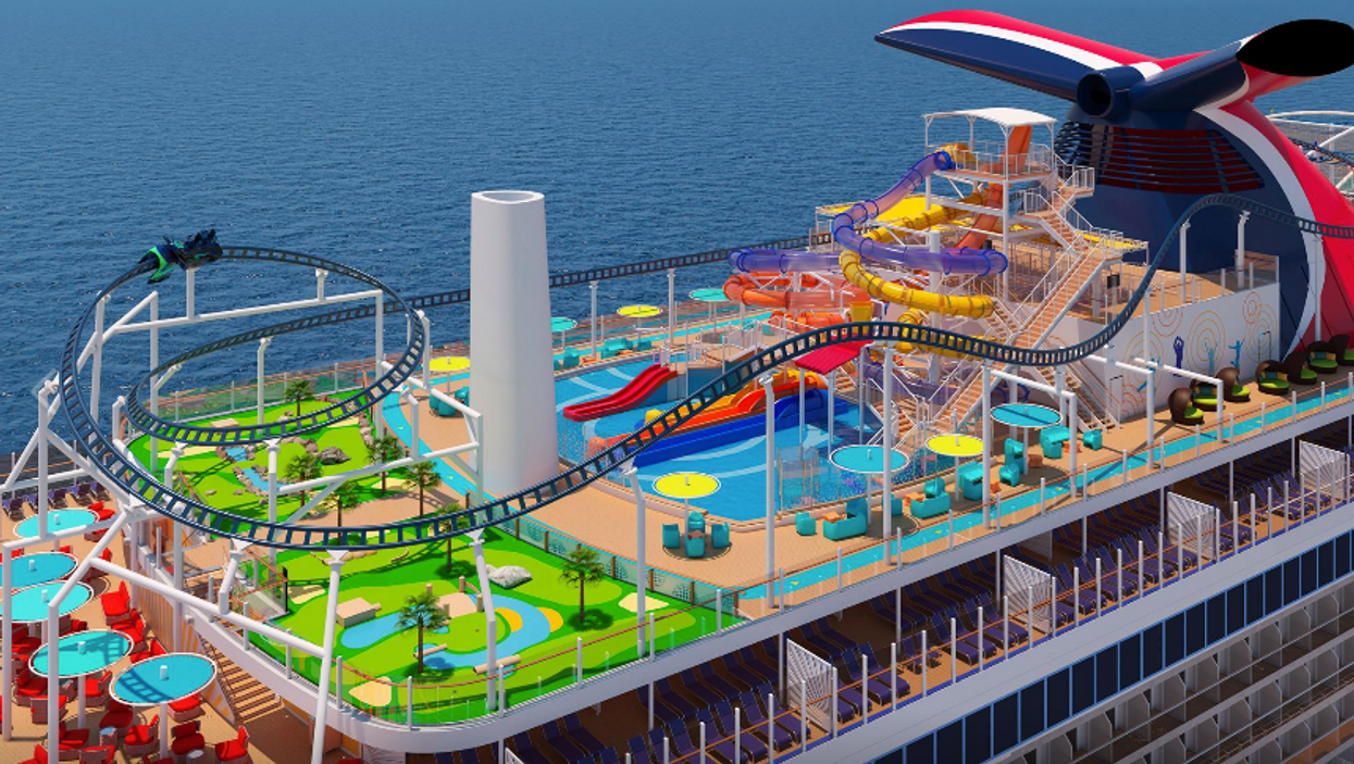 Carnival Cruise Delays Mardi Gras-Themed Ship & Cancels Reservations