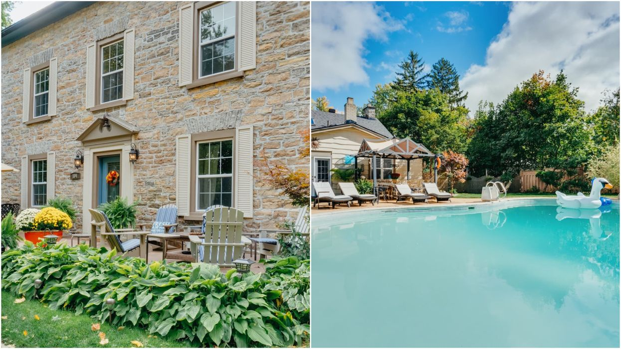12 Affordable Airbnbs With Pools To Rent With Your Friends Near Ottawa