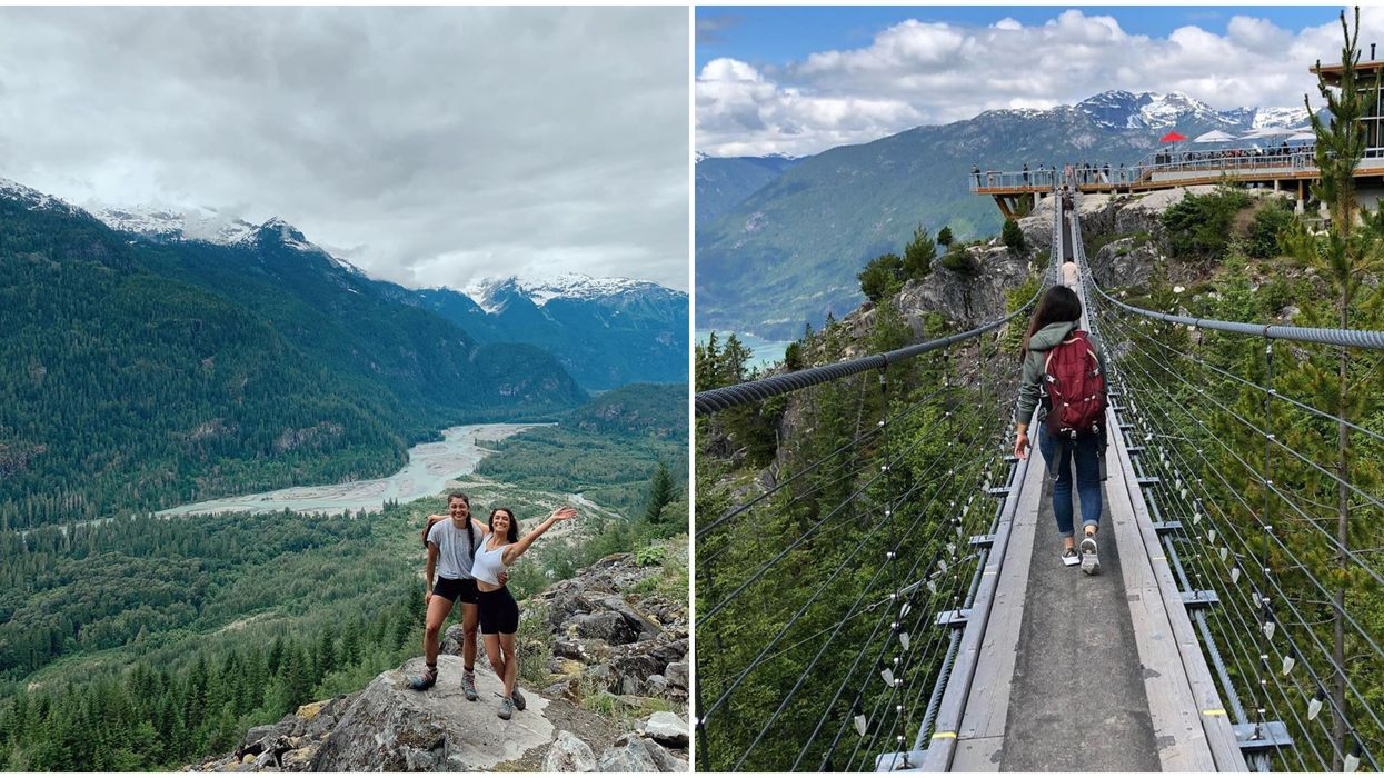 Things To Do In Squamish: Explore This Tiny Town Just 2 Hours From Vancouver