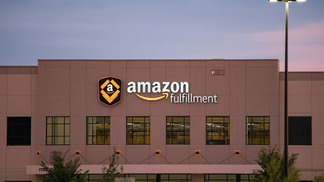 Amazon Is Hiring 700 Full-Time Workers For Its New Scarborough Hub