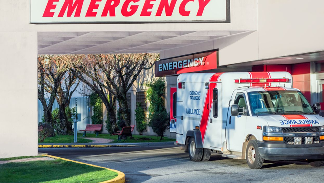ICU Beds In Florida Fill Up As COVID-19 Cases Surge In The State