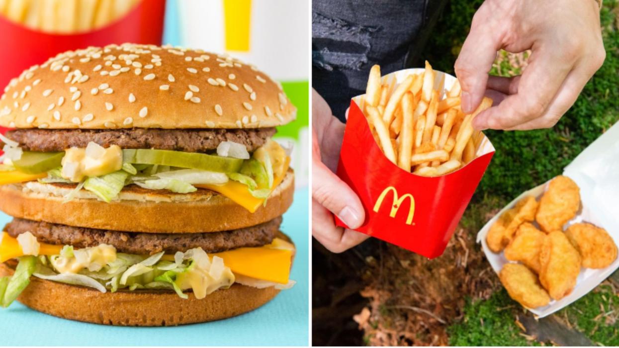 McDonald's sort un menu à 4,99 $ avec ses items les plus populaires