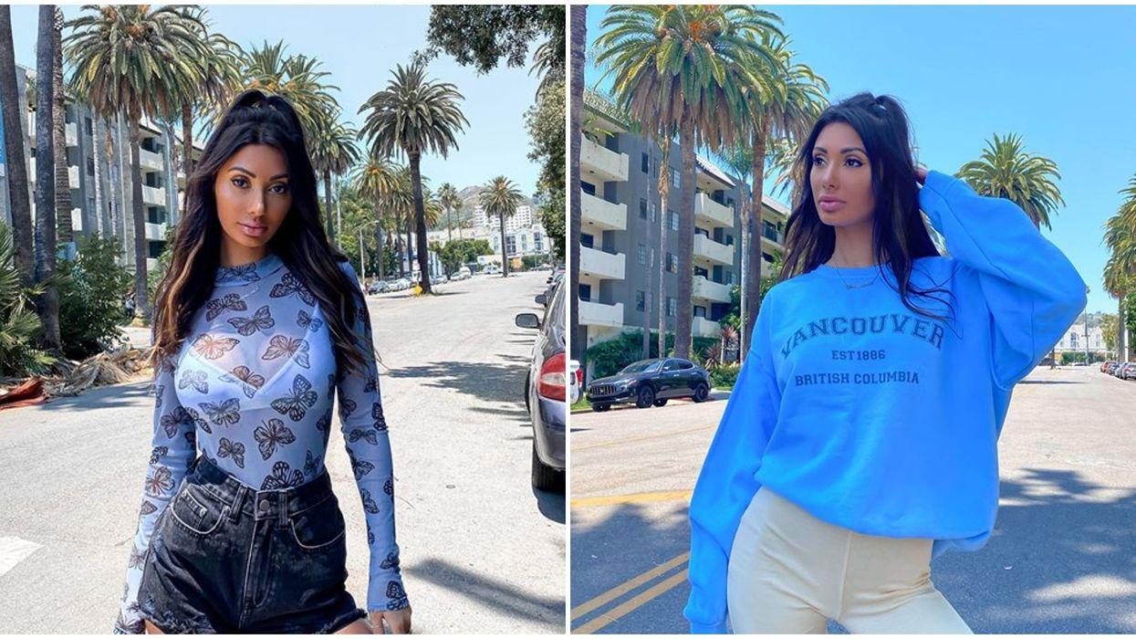 Francesca Farago a lancé sa marque de vêtements et tout est à moins de 40$