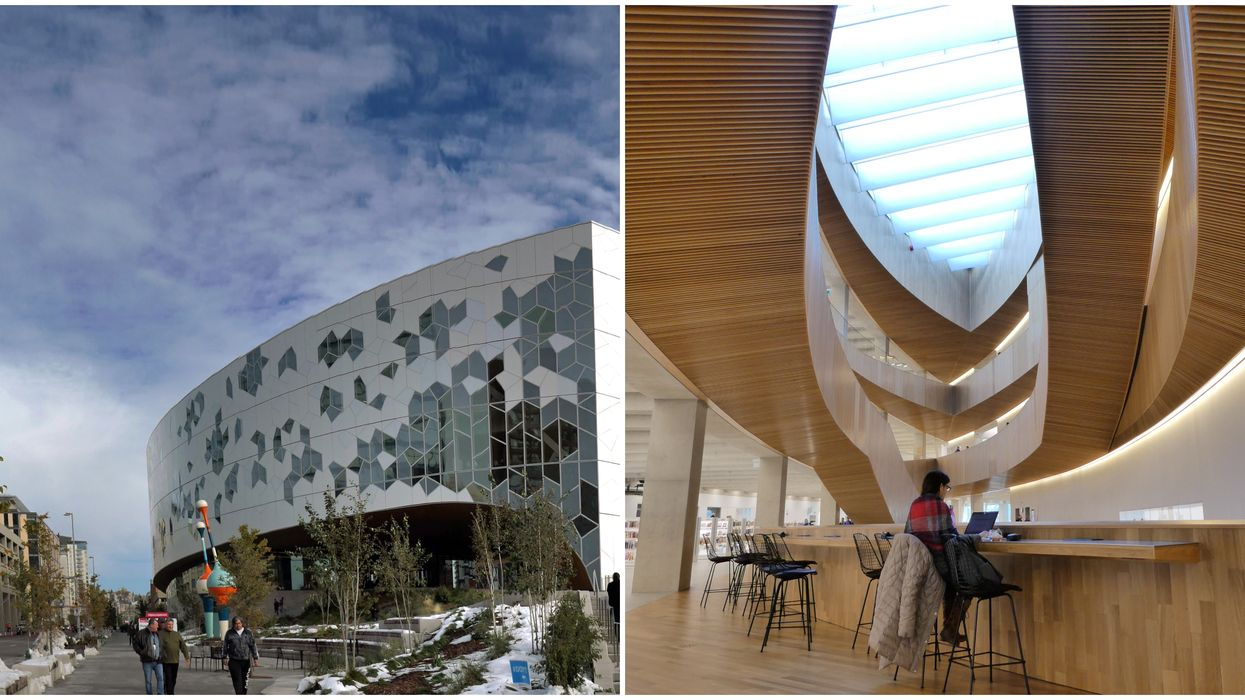 Calgary Central Library & 14 Other Libraries Are Now Open For Book Lovers To Come On Back