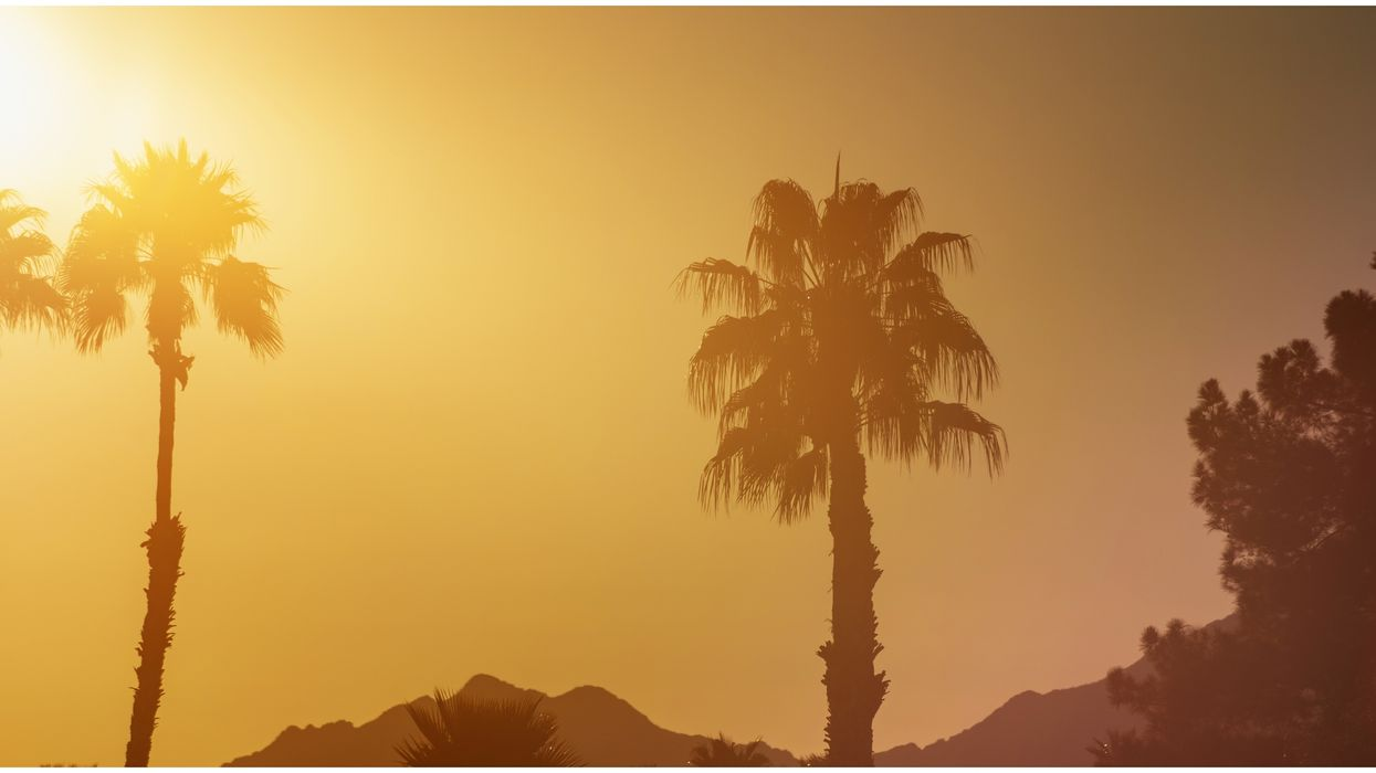 Arizona Excessive Heat Watch Has Been Issued As Temps Soar This Week