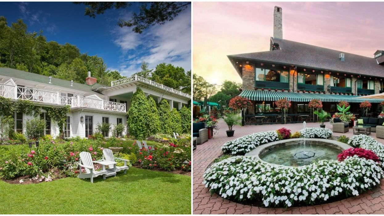 Deux hôtels de villégiature québécois parmi les 10 meilleurs au Canada en 2020