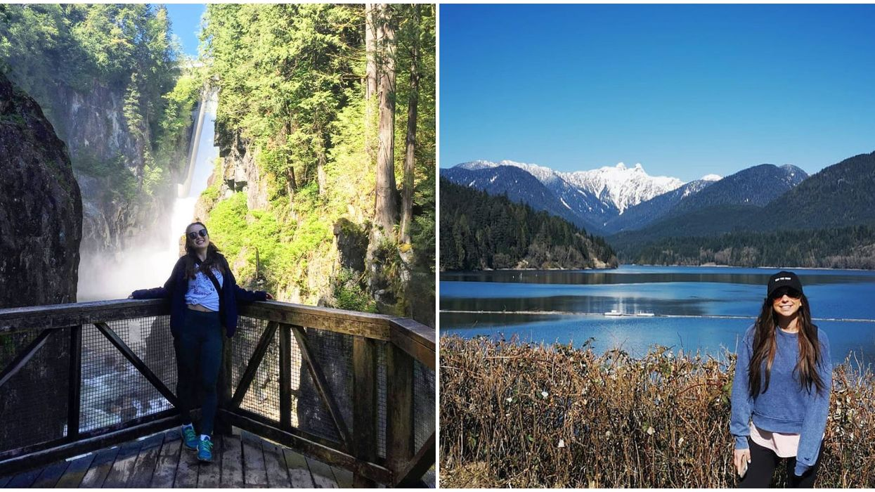 Cleveland Dam Near Vancouver Will Make You Feel Like You're In A Rainforest