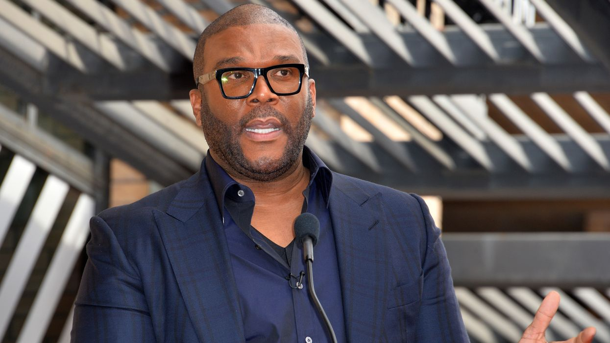 Tyler Perry Pays For Another Atlanta Resident's Funeral