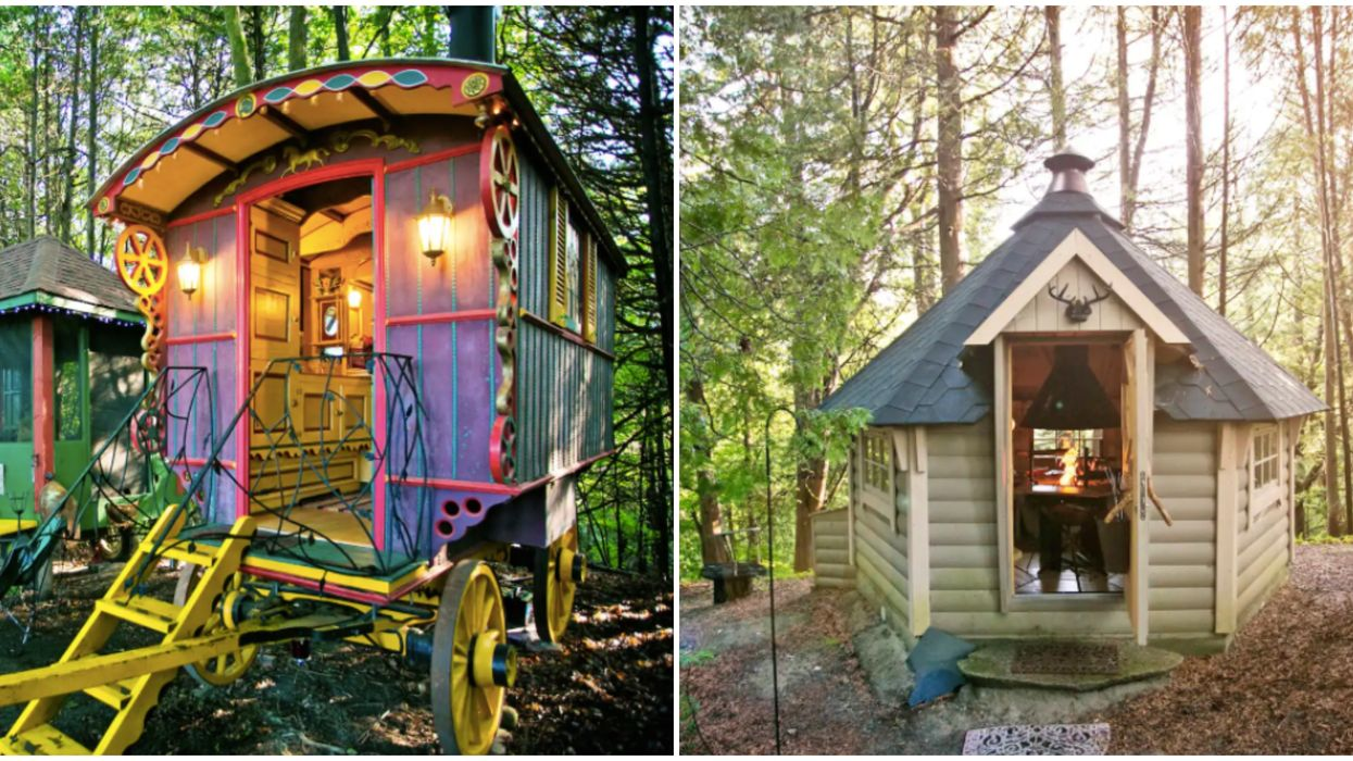 Ontario's Fairytale Airbnbs Will Give You Major Disney Vibes