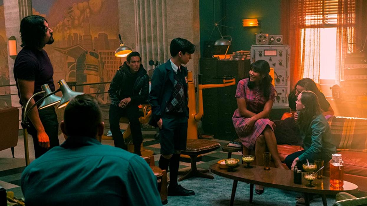 Netflix dévoile la bande-annonce de Umbrella Academy saison 2 et ça s'annonce intense