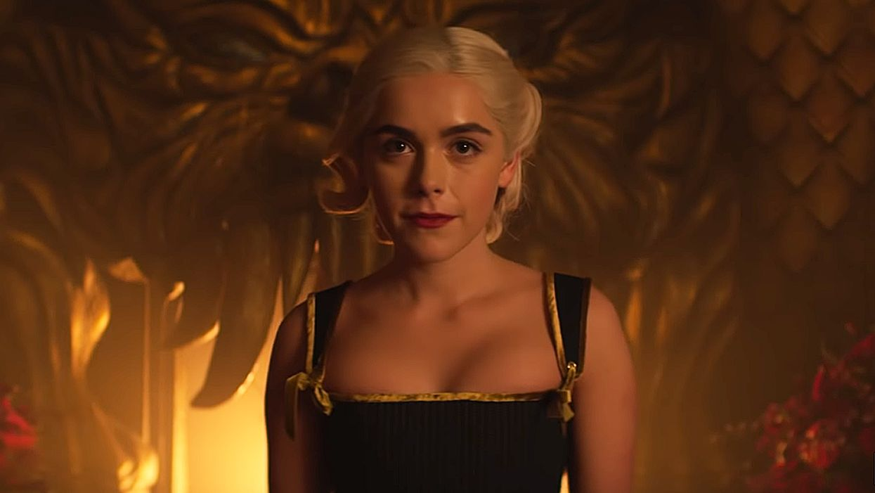 Time to say goodbye. Netflix'sChilling Adventures of Sabrinawill be back on your screens for a part four, but that will be the last of the witch and her crew. Luckily, production wrapped up earlier this year so you can look forward to the final episodes in the coming months.