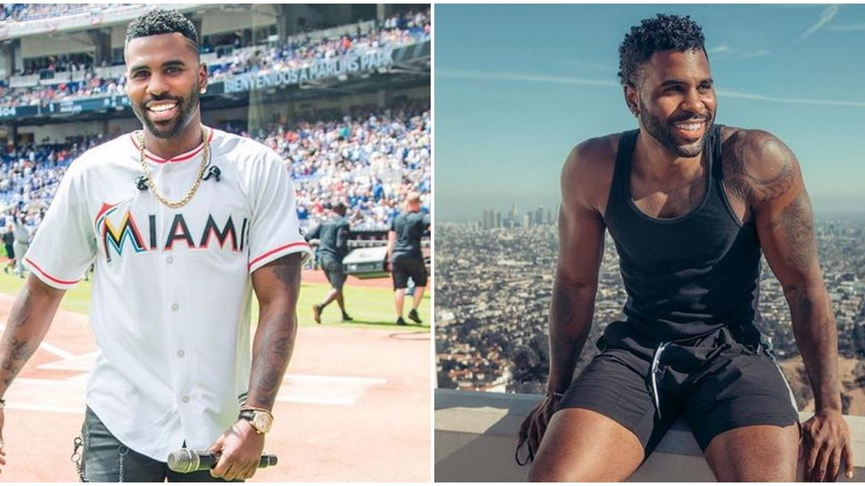 10 Jason Derulo Facts You May Not Have Known About The Florida Pop Star