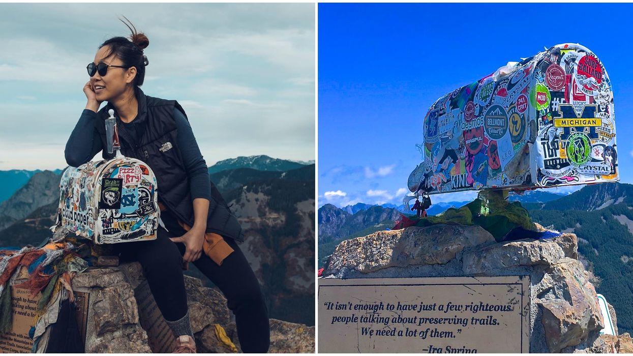 Mailbox Peak Trail In Washington Is Like Part Of A 'Hallmark' Movie