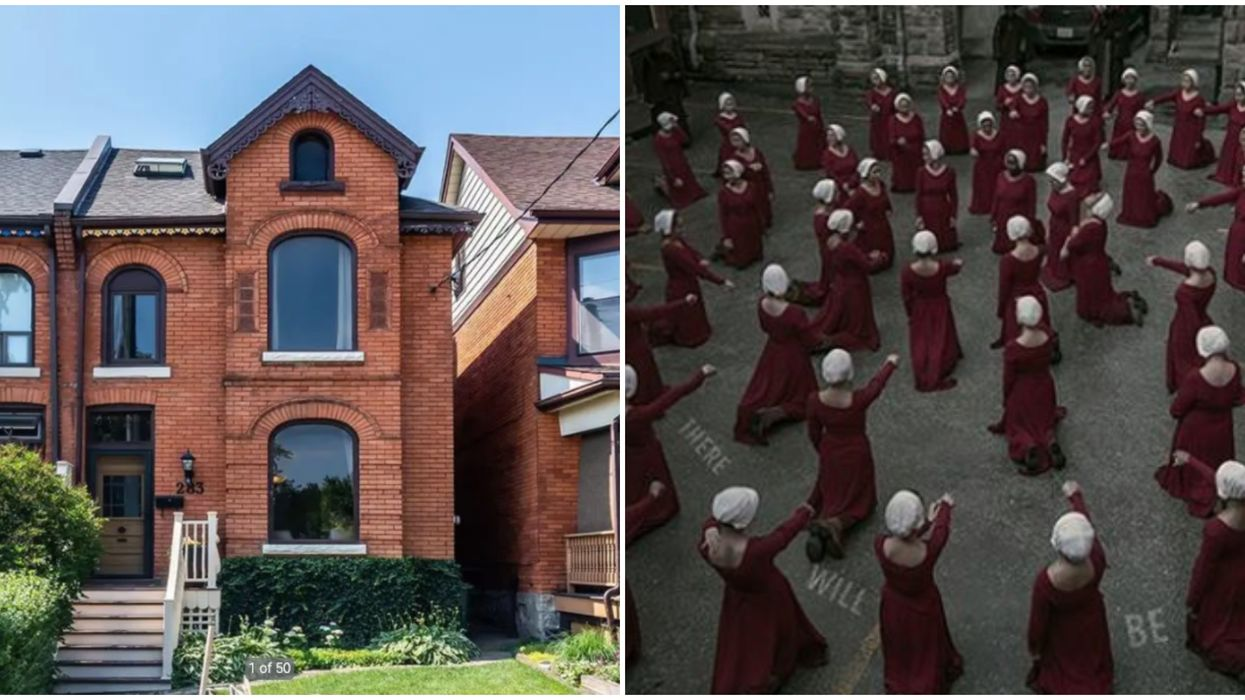 Ontario's Houses For Sale In Gilead Are Right By The Waterford's Mansion
