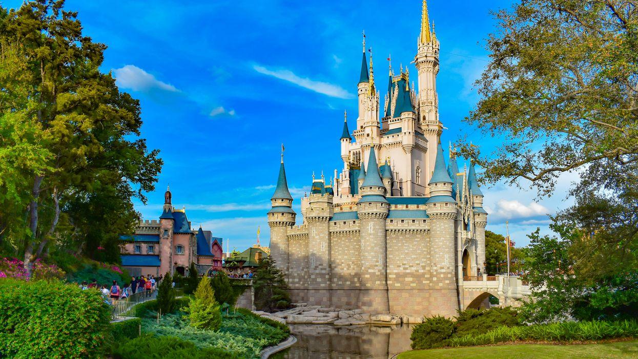 Walt Disney World Orlando Gives Guests Sneak Peek At New Cinderella Castle