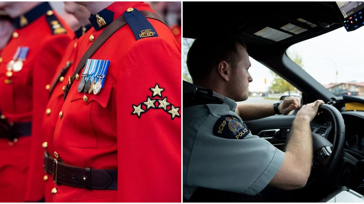 RCMP Officer Groped Her Colleague 10 Years Ago & Is Facing The Consequences Now