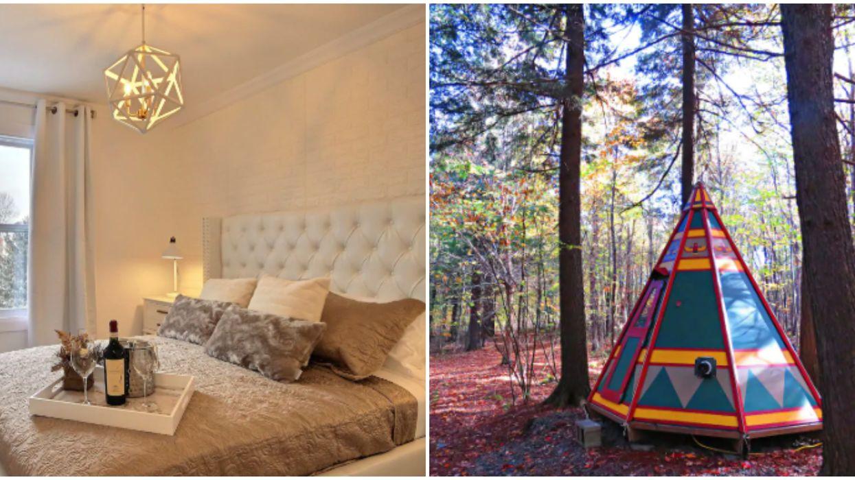 7 Airbnb pour moins de 100$ par nuit à quelques heures de Québec