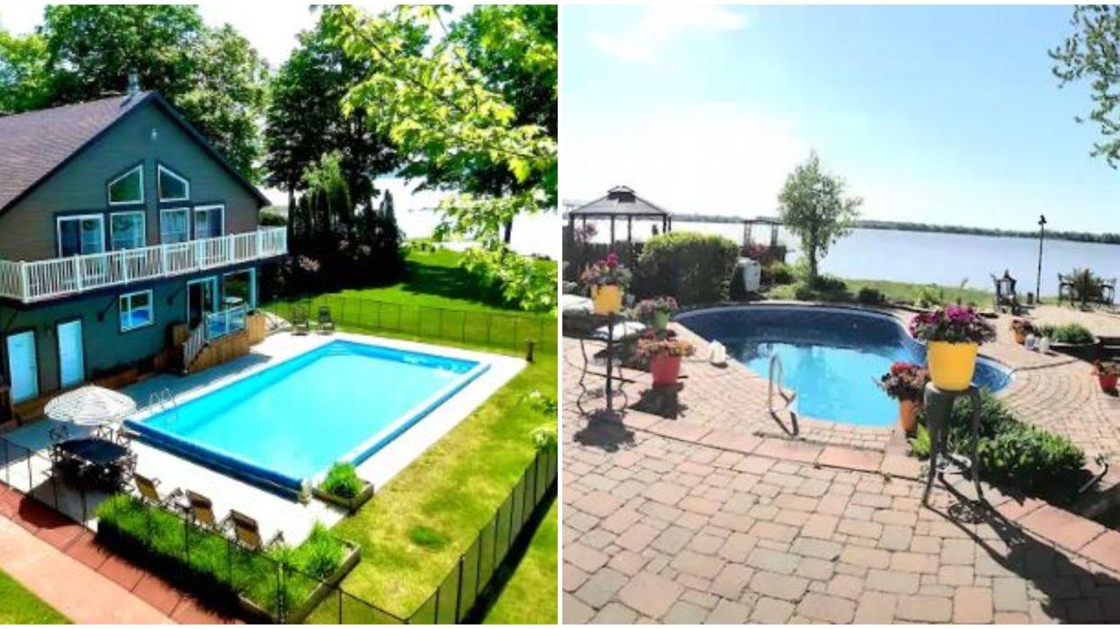 Québec: 6 Airbnb pas cher avec une piscine