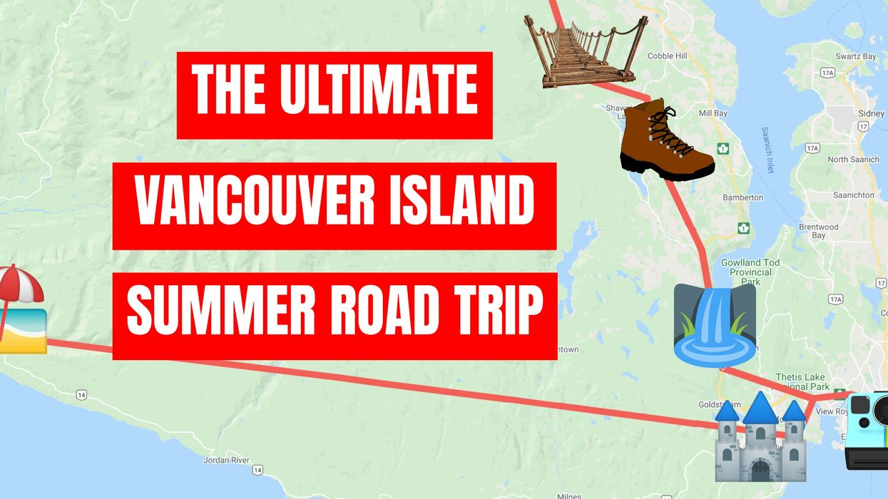 Vancouver Island Summer Road Trip To All The Hidden Gems You Need To See