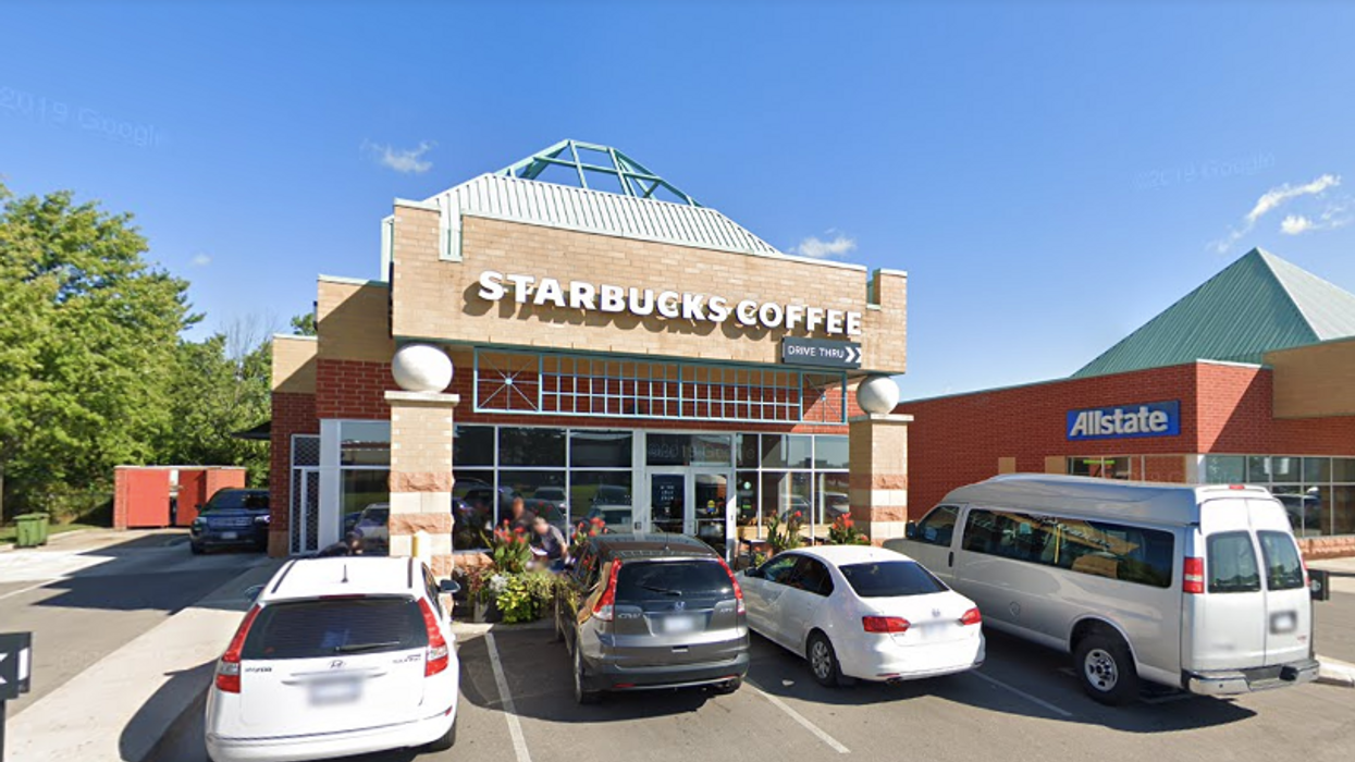 Starbucks Curbside Pickup Starts In Ontario On July 9 At Some GTA Stores
