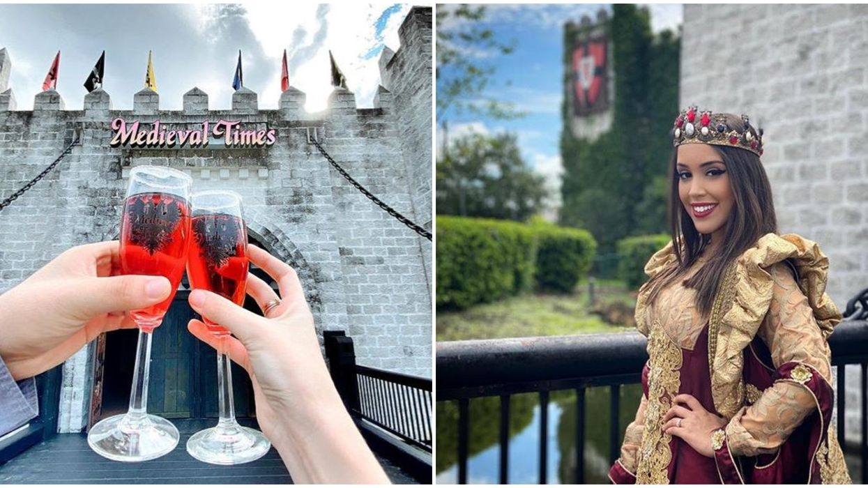 Orlando Restaurant Medieval Times Dinner Show Officially Reopens This Week