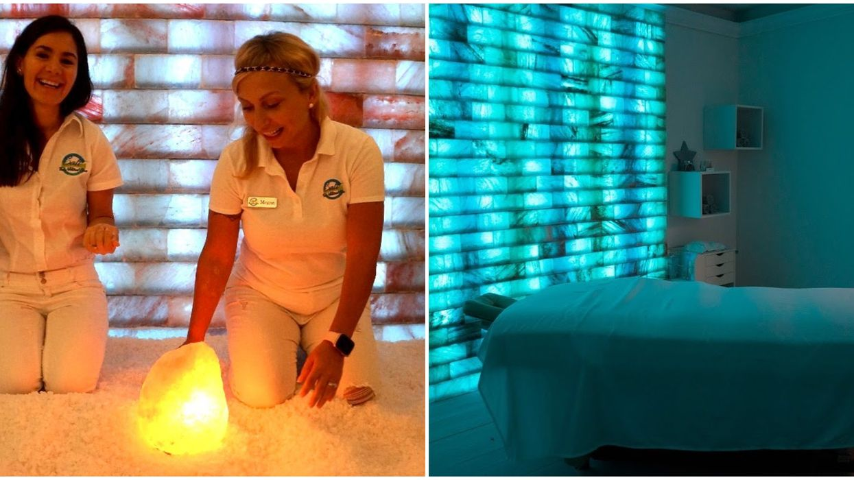 Groupon Deal For Salt The Natural Spa In Tampa Offers 35% Off Halotherapy